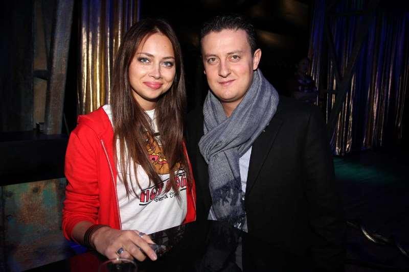 Настасья Самбурская и Ярушин