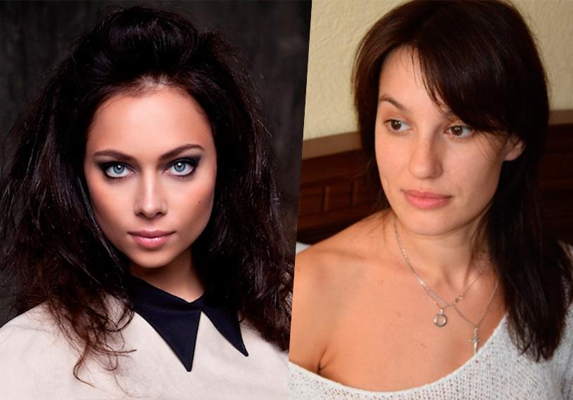 Настасья Самбурская и Лена Миро
