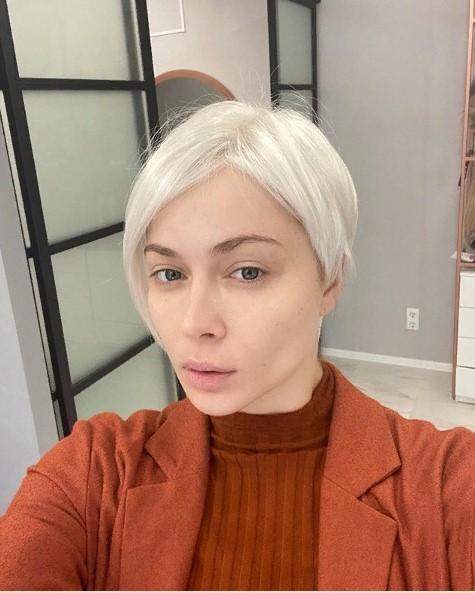 Блондинка Настасья